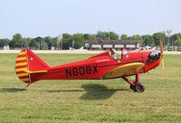 N608X @ KOSH - Fly Baby 1A