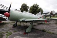 36 @ EPKC - Polish Aviation Museum Krakow 21.8.2019 - by leo larsen