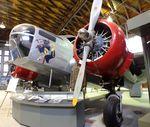N88KD @ BGS - Beechcraft AT-11 Kansan at the Hangar 25 Air Museum, Big Spring McMahon-Wrinkle Airport, Big Spring TX
