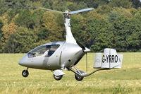 G-YRRO @ X3CX - Landing at Northrepps.