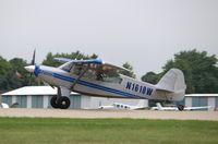 N1618W @ KOSH - Bearhawk Patrol - by Mark Pasqualino