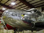 N79AG @ KMAF - Beechcraft D18S Twin Beech at the Midland Army Air Field Museum, Midland TX