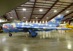 N1VC - Shenyang J-5 (chinese version of MiG-17F FRESCO-C)  at the Midland Army Air Field Museum, Midland TX