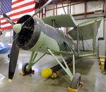 N2235R @ KMAF - Fairey Swordfish (I or II) at the Midland Army Air Field Museum, Midland TX
