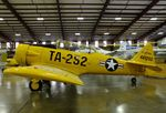 N1974M @ KMAF - North American AT-6D Texan at the Midland Army Air Field Museum, Midland TX