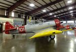 N101X @ KMAF - North American SNJ-5 Texan at the Midland Army Air Field Museum, Midland TX - by Ingo Warnecke