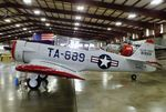 N889ER @ KMAF - North American AT-6F Texan at the Midland Army Air Field Museum, Midland TX