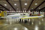 N3387V @ KMAF - Beechcraft 35 Bonanza at the Midland Army Air Field Museum, Midland TX