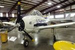N70743 @ KMAF - North American T-28A Trojan at the Midland Army Air Field Museum, Midland TX - by Ingo Warnecke