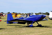 G-RATD - Just landed at, Bury St Edmunds, Rougham Airfield, UK.