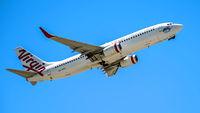 VH-YFU @ YPPH - Boeing 737-8FE Virgin Australia VH-YFU departed rwy 21 YPPH 311216. - by kurtfinger