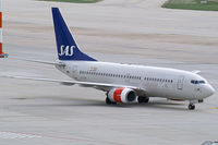 LN-TUF @ EDDS - Scandinavian Airlines - SAS Boeing 737-700 - by Thomas Ramgraber