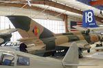 729 - Mikoyan i Gurevich MiG-21SPS FISHBED-F at the War Eagles Air Museum, Santa Teresa NM