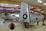 132028 - North American FJ-2 Fury at the War Eagles Air Museum, Santa Teresa NM - by Ingo Warnecke
