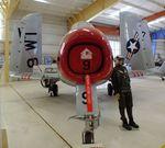 132028 - North American FJ-2 Fury at the War Eagles Air Museum, Santa Teresa NM