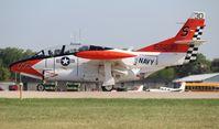 N27WS @ KOSH - T-2 Buckeye