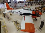 N572JB @ 5T6 - North American T-28B Trojan at the War Eagles Air Museum, Santa Teresa NM
