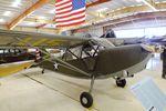 N40002 @ 5T6 - Stinson L-5 Sentinel at the War Eagles Air Museum, Santa Teresa NM