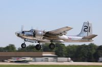 N26BP @ KOSH - Douglas A-26B - by Mark Pasqualino