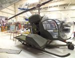 N9263Z - Bell OH-13S Sioux at the Texas Air & Space Museum, Amarillo TX