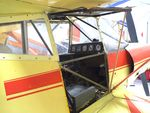 N1924F - Speed Johnson F4F Bearcat at the Texas Air & Space Museum, Amarillo TX