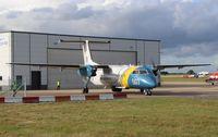 SE-MAC @ EGSH - Parked on Saxon ramp - by AirbusA320