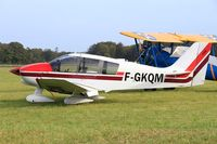 F-GKQM photo, click to enlarge
