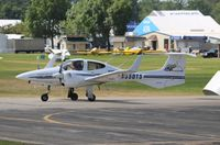 N350TS @ KOSH - Diamond DA-42