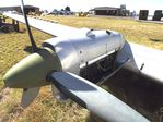 N551JC - DeHavilland D.H.104 Dove 6BA, being restored at the Texas Air Museum Caprock Chapter, Slaton TX