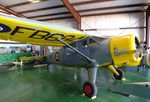N88026 @ F49 - Stinson AT-19 Reliant (Vultee V-77) at the Texas Air Museum Caprock Chapter, Slaton TX