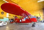 N31541 @ F49 - Stinson 10A Voyager at the Texas Air Museum Caprock Chapter, Slaton TX