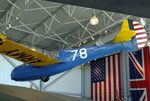N58178 - Laister-Kauffman LK-10A (TG-4A) at the Silent Wings Museum, Lubbock TX
