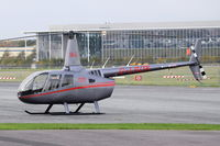 G-LROK @ EGLF - Parked at Farnborough.