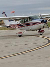 N4240Q @ KCNK - Kansas Air Tour at Blosser Municipal Airport - by Floyd Taber