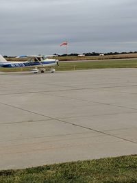 N11573 @ KCNK - Kansas Air Tour at Blosser Municipal Airport - by Floyd Taber
