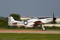 N51TC @ KOSH - North American/Aero Classics P-51D Mustang  C/N 44-75009, N51TC - by Dariusz Jezewski www.FotoDj.com