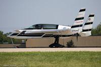 N787EZ @ KOSH - Rutan Long-EZ  C/N 1217, N787EZ - by Dariusz Jezewski www.FotoDj.com