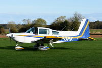 G-PORK @ X3CX - Parked at Northrepps. - by Graham Reeve