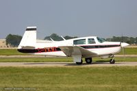 C-FKWI @ KOSH - Mooney M20F Executive  C/N 670393, C-FKWI