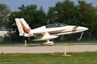 N23MT @ KOSH - Rutan Long-EZ  C/N 955, N23MT - by Dariusz Jezewski www.FotoDj.com