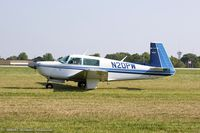 N20PW @ KOSH - Mooney M20J 201  C/N 24-0900, N20PW