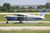 N66CS @ KOSH - Piper PA-28R-200 Arrow II  C/N 28R7335107, N66CS