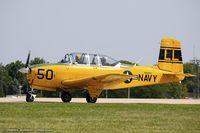 N500DR @ KOSH - Beech A45 (T-34A) Mentor  C/N G-31, N500DR - by Dariusz Jezewski  FotoDJ.com