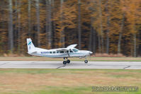 N208KM @ LZD - Departing Danielson, CT - by Dave G