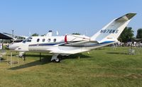 N876MS @ KOSH - Citation M2