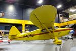 N435D - Stinson 108-2 Voyager at the Science Museum Oklahoma, Oklahoma City OK