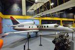N84GP - Gulfstream Aerospace Peregrine 550 at the Science Museum Oklahoma, Oklahoma City OK
