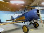 N671H - Travel Air D-4000 at the Science Museum Oklahoma, Oklahoma City OK