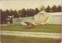 N42811 @ IA97 - Many good memories with N42811, this photo circa ~1977 at Nichols Aviation La Porte City, IA , Lee Nichols proprietor. - by Fred Jursik
