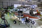 N2312F @ KPWA - Cessna 210E Centurion, undergoing major maintenance at the Oklahoma Museum of Flying, Oklahoma City OK